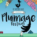 Logo Pluimage Festival Vlaardingen