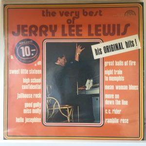 Jerry Lee Lewis- The Very Best Of Jerry Lee Lewis
