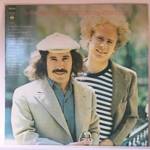 Simon & Garfunkel- Simon And Garfunkel's Greatest Hits
