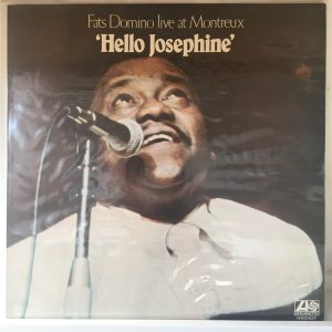 Fats Domino- Hello Josephine' Live At Montreux
