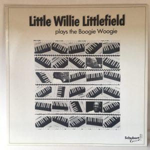 Little Willie Littlefield- Plays The boogiewoogie