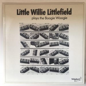 Little Willie Littlefield- Plays The boogiewoogie