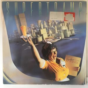 Supertramp- Breakfast In America