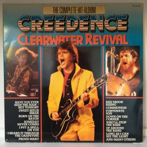 Creedence Clearwater Revival - The Complete Hit Album