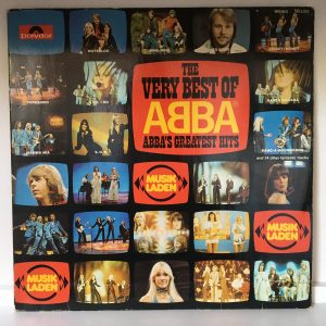 ABBA- The Very Best Of ABBA (ABBA's Greatest Hits)
