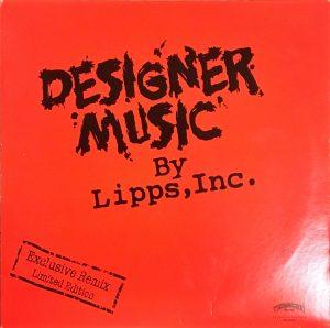 Lipps, Inc. - Designer Music (Exclusive Remix)