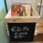 1 euro per stuk 5 voor 6 euro