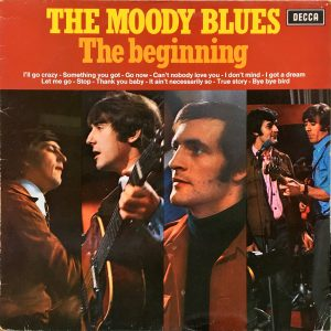 The Moody blues - In the beginning