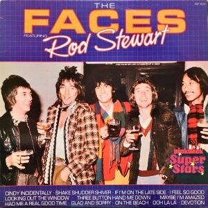 The Faces Featuring Rod Stewart - The Faces Featuring Rod Stewart