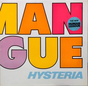 The Human League - Hysteria