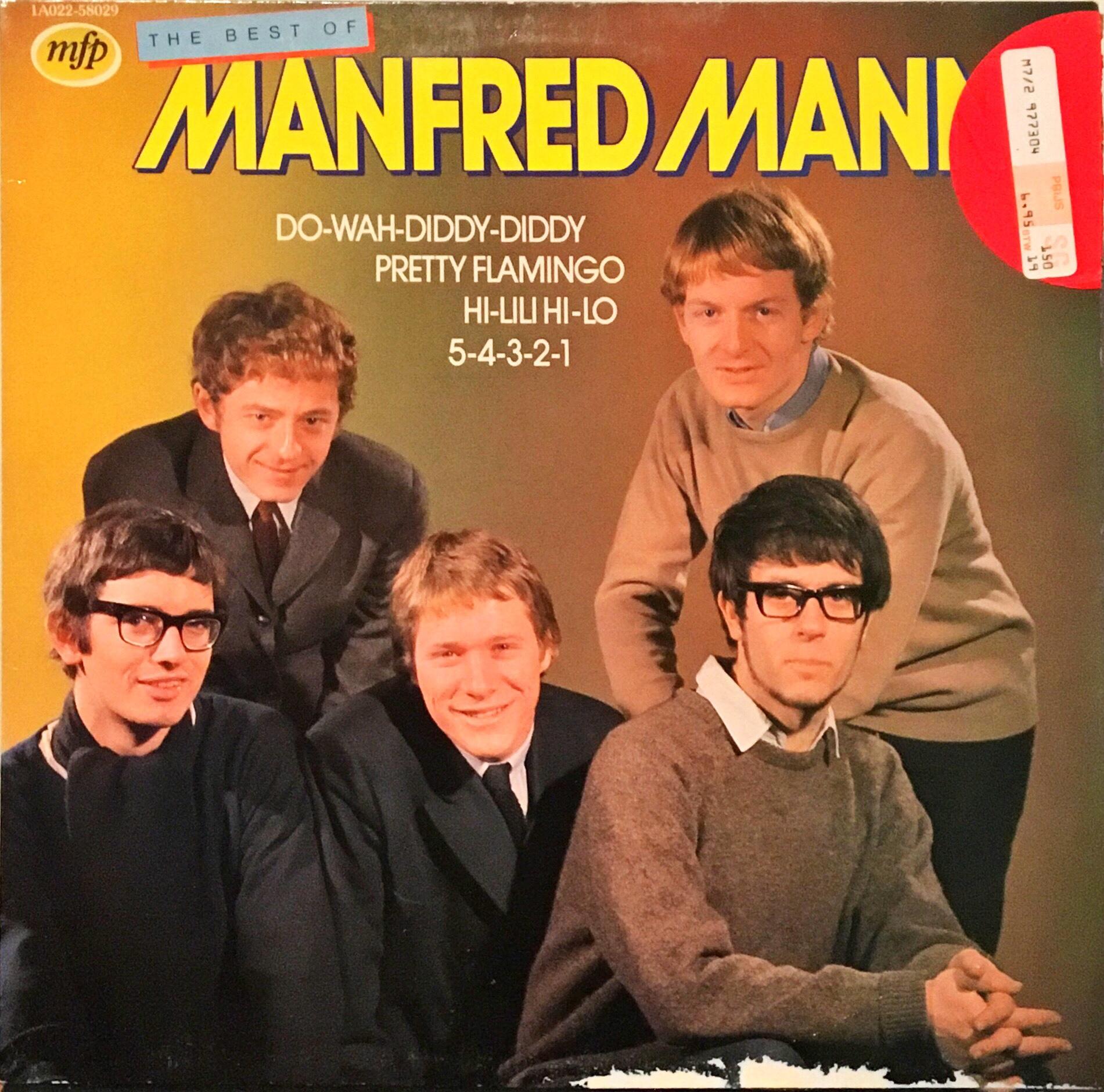 Manfred mann tour dates