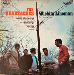 Heartaches, The - Wichita Lineman And Other Country Hits