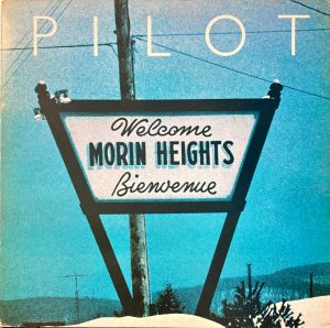 Pilot - Morin Heights