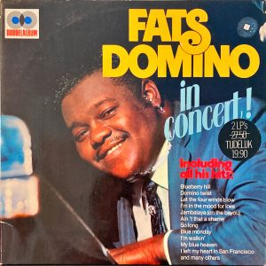 Fats Domino - In Concert!