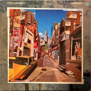 David Sanborn - Backstreet
