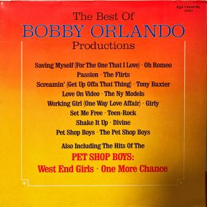 Various - The Best Of Bobby Orlando Productions