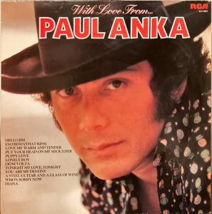 Paul Anka - With Love From