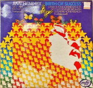 Jimi Hendrix - Birth Of Success