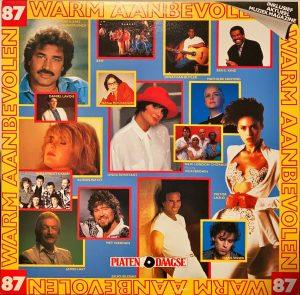 Various - Warm Aanbevolen 1987