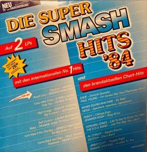 Various - Die Super Smash Hits '84