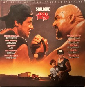 Various - Over The Top (Original Motion Picture Soundtrack)