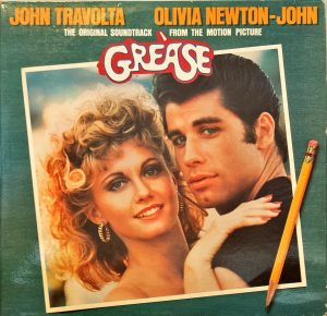 Various - Grease (The Original Soundtrack From The Motion Picture)