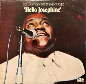Fats Domino - Hello Josephine' Live At Montreux
