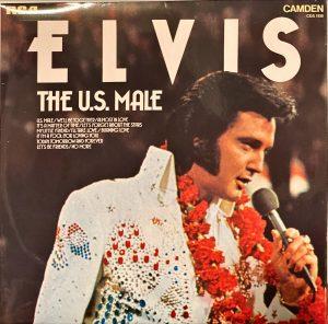 Elvis - The U.S. Male