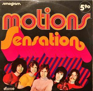 Motions, The - Sensation
