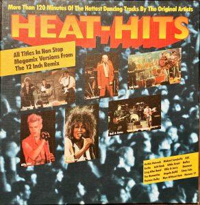 Heat-Hits - 3LP Compilation, Box Set