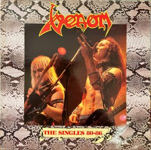 Venom - Singles 80-86, The