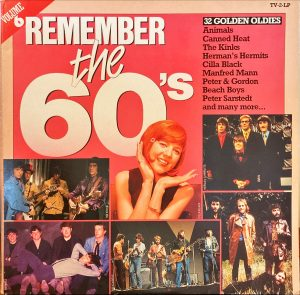 Remember The 60's (Volume 6)