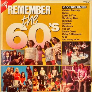 Remember The 60's (Volume 7)