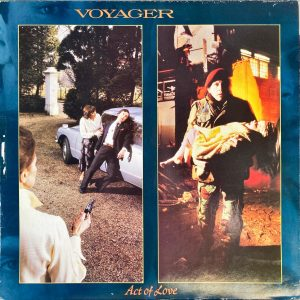 Voyager - Act Of Love