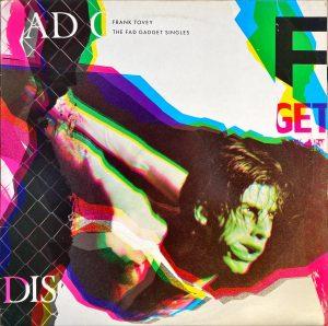 Frank Tovey - Fad Gadget Singles, The