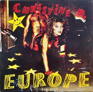 Christine D. - Europe