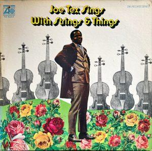 Joe Tex - Joe Tex Sings With Strings & Things