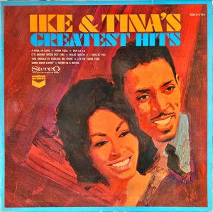 Ike & Tina Turner - Ike & Tina's Greatest Hits