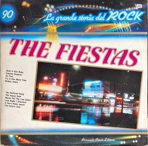 Fiestas, The - La Grande Storia Del Rock - 90