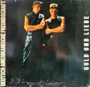 Deutsch Amerikanische Freundschaft - Gold Und Liebe