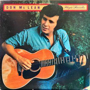 Don McLean - Playin' Favorites