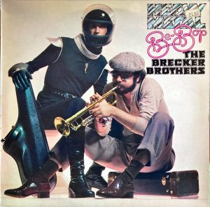 Brecker Brothers, The - Heavy Metal Be-Bop