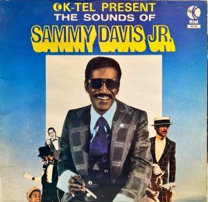 Sammy Davis Jr. - K-Tel Present The Sounds Of Sammy Davis Jr.