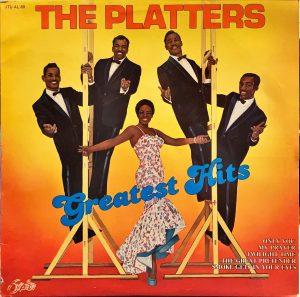 Platters, The - Greatest Hits