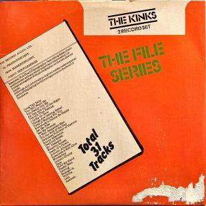 Kinks, The - File Series, The - The Kinks