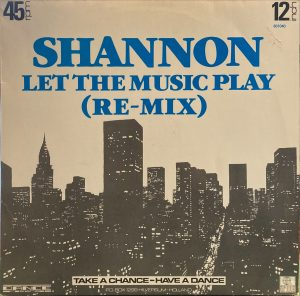 Shannon - Let The Music Play (Re-Mix)