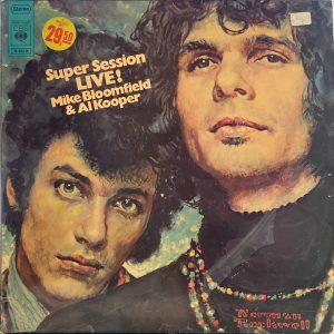 Mike Bloomfield And Al Kooper - Live Adventures Of Mike Bloomfield And Al Kooper, The